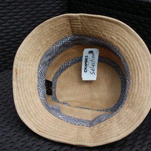 bob pescatore 100% coton de crambes beige